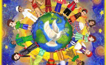Этнические воззрения народов мира. Русские, Украинцы, Белорусы, Американцы, Англичане. Часть 1.