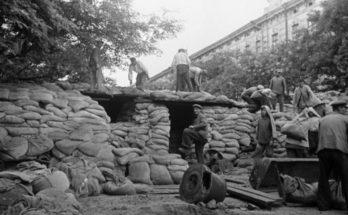 Оборона Одессы, 1941 год