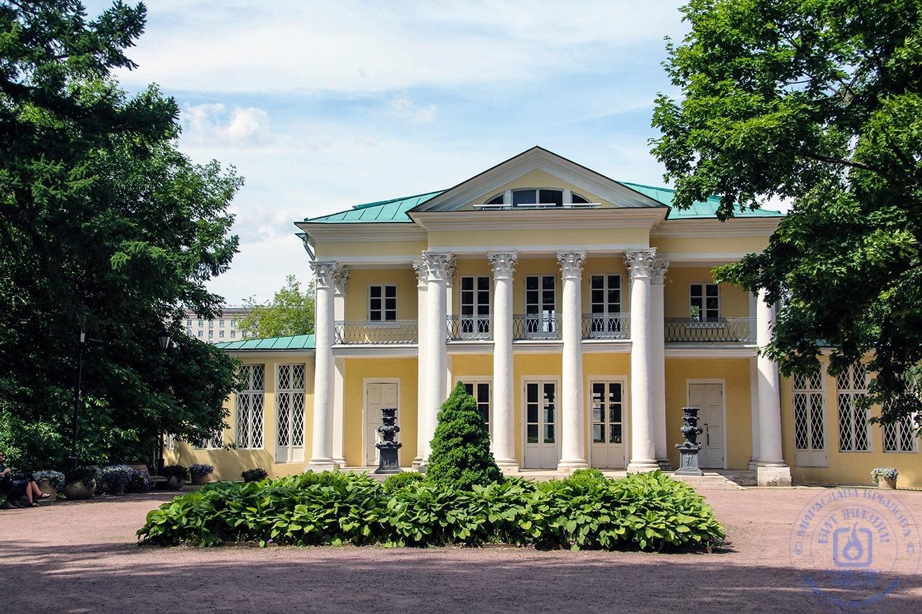 """© Мираслава Крылова   Летний дом графа Орлова на """"Бит Жизни!"""""""