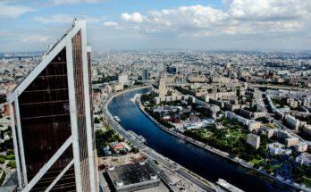 ©Мираслава Крылова | Вид на Москву со смотровой площадки