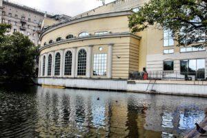 Чистые пруды – культурный отдых в историческом месте Столицы