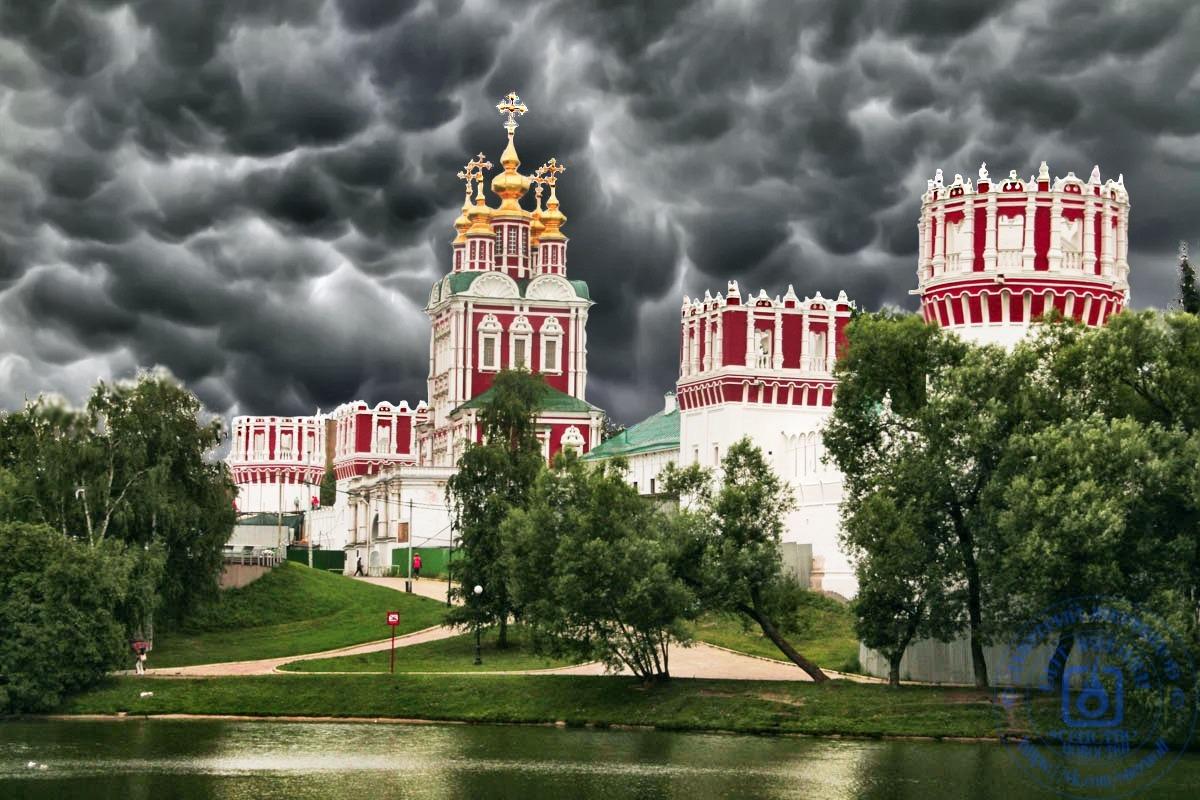 ©Дмитрий Жеребцов | Новодевичий монастырь, Москва