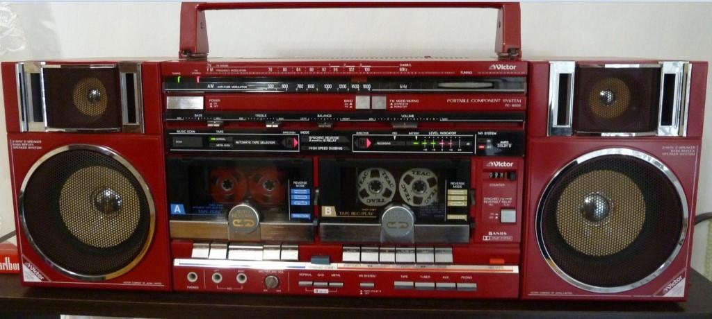 55 лет компакт кассете. С юбилеем, легенда! Кассетный магнитофон