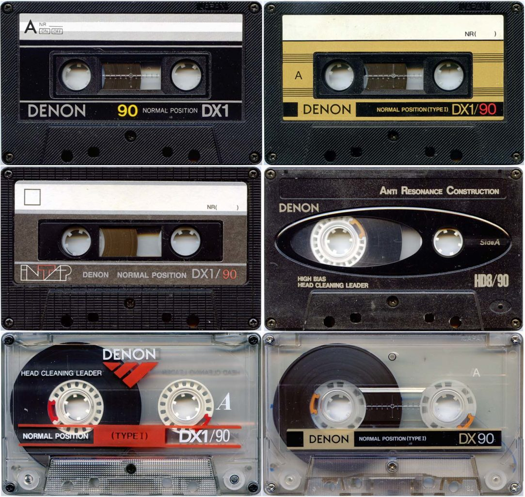 55 лет компакт кассете. С юбилеем, легенда!