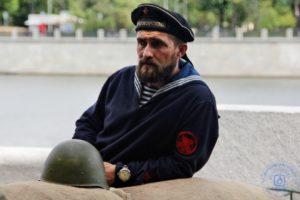©Дмитрий Жеребцов/Времена и эпохи. Военный причал Великой Отечественной войны