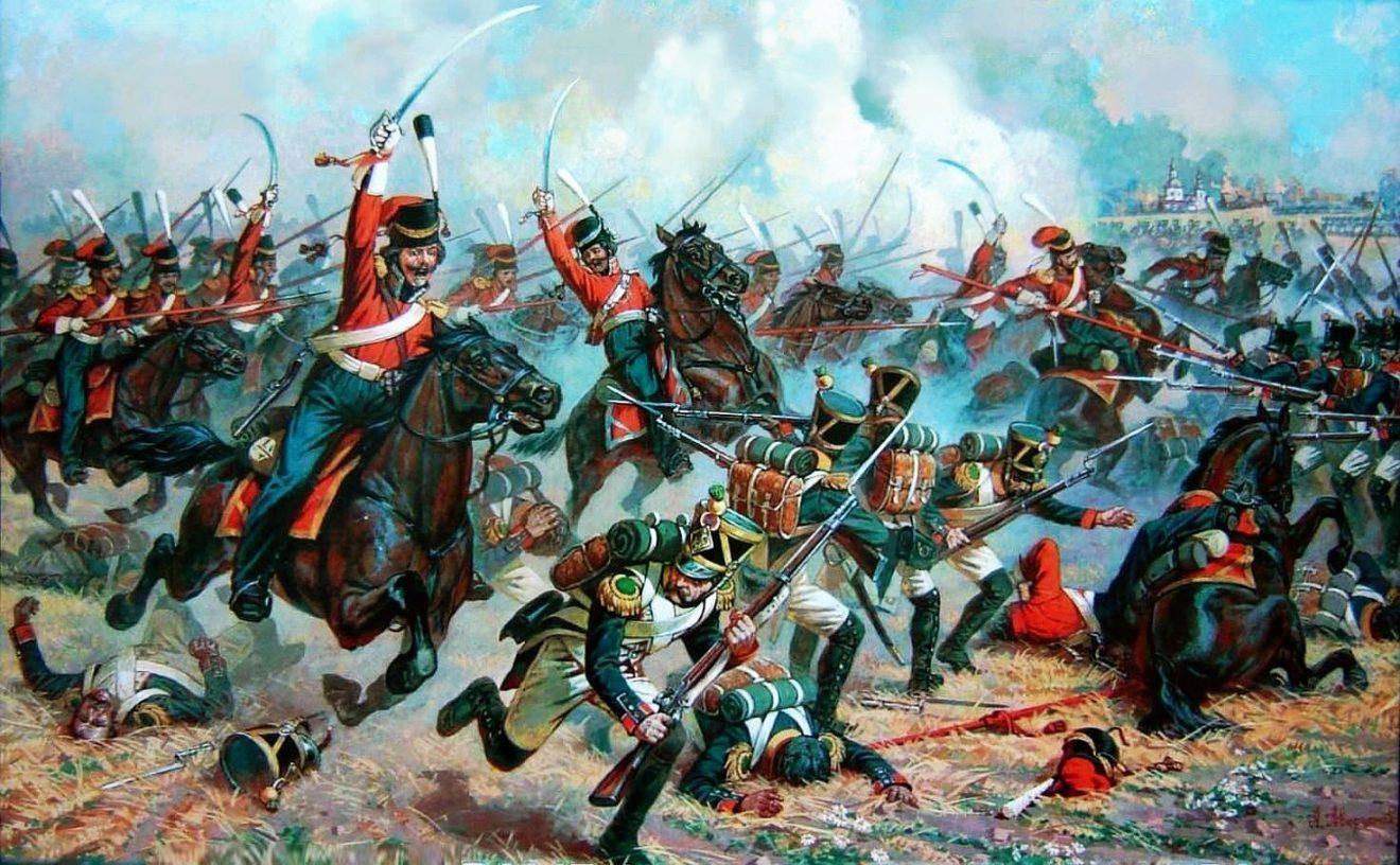 7 сентября 1812 года состоялась знаменитое Бородинское сражение