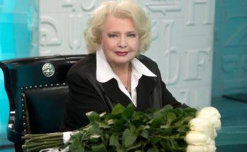 Актриса Татьяна Доронина. С юбилеем!