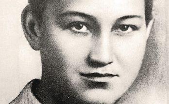 95 лет исполняется со дня рождения Зои Космодемьянской