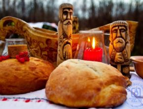 ©Мираслава Крылова   Осенние обряды в народной традиции Руси