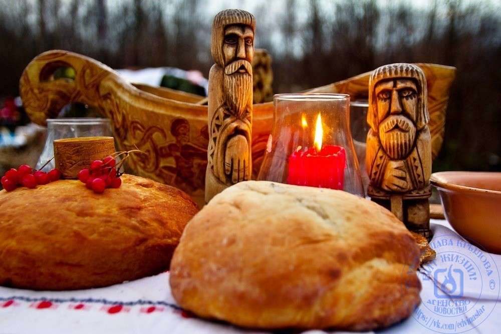 ©Мираслава Крылова | Осенние обряды в народной традиции Руси