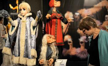 Международный фестиваль театров кукол имени Образцова