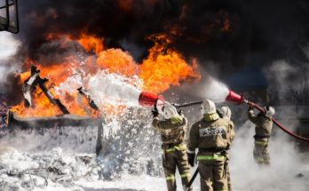 День специальной пожарной охраны МЧС