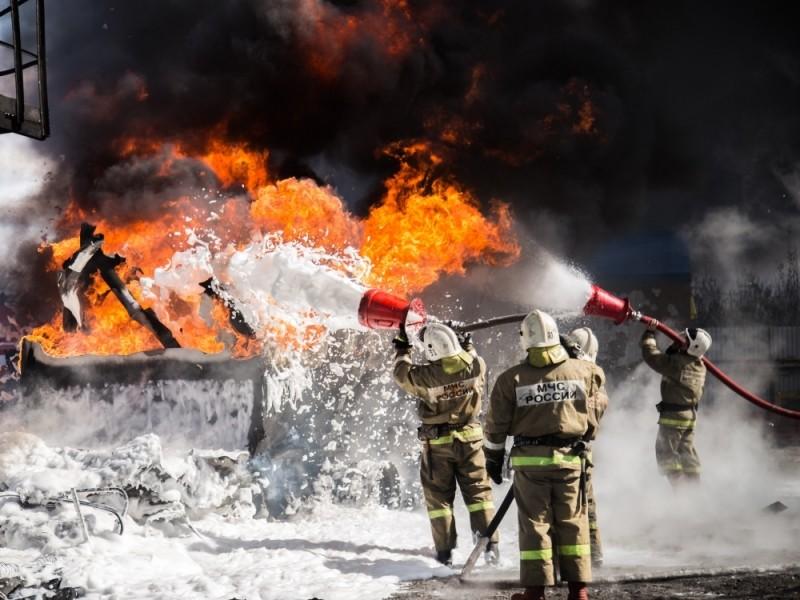 фото российских пожарных весьма затратное