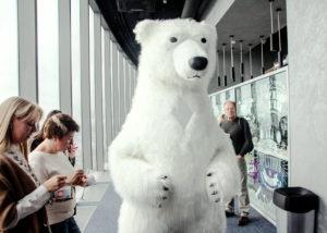 Самая высокая фабрика мороженного в Европе