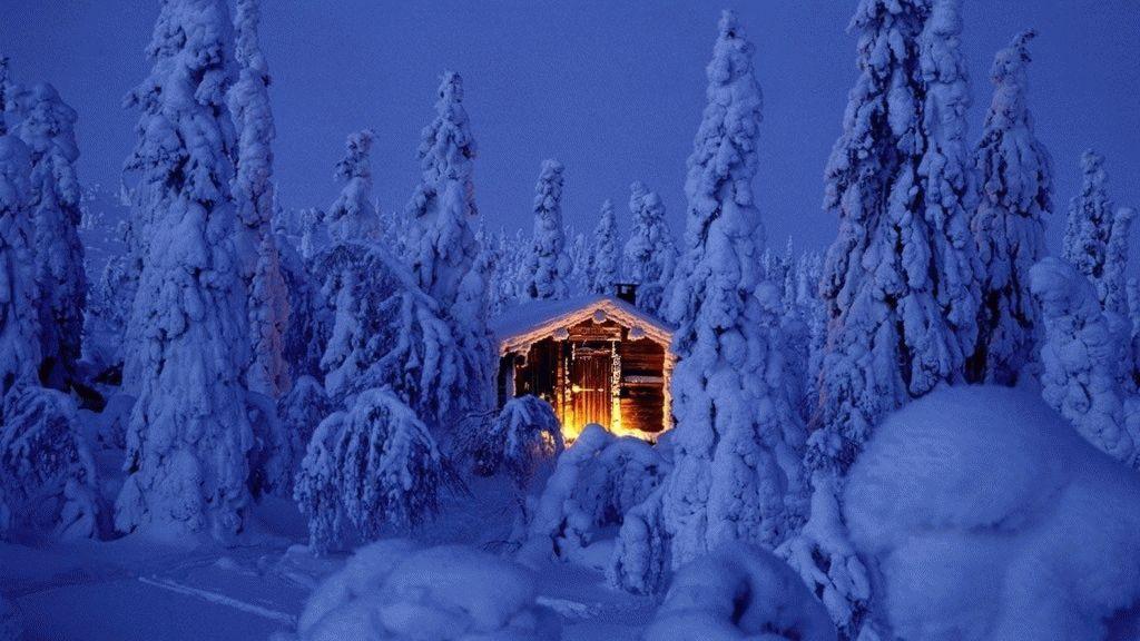 День Зимы (Зимние ночи) или Скандинавский Новый Год