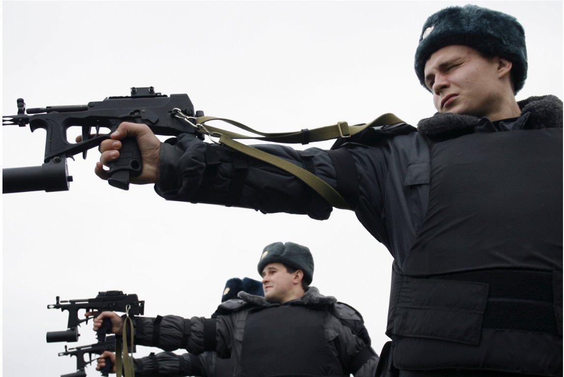 День создания подразделений по борьбе с организованной преступностью в России