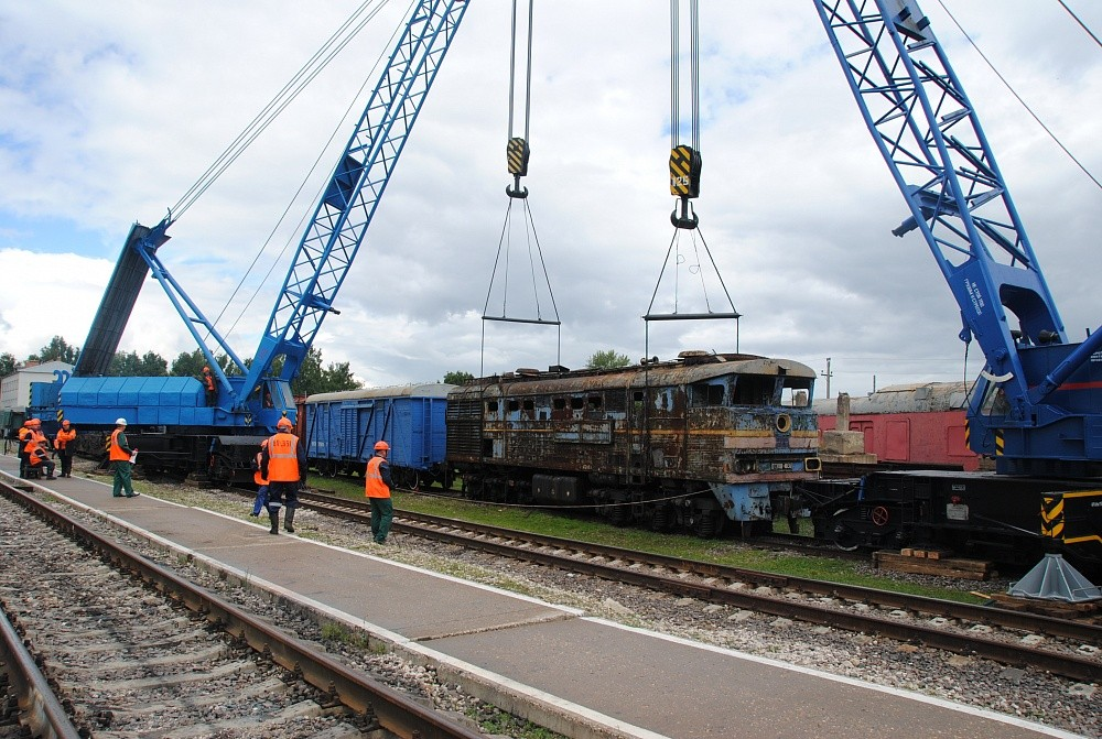сколько восстановительный поезд поздравления два