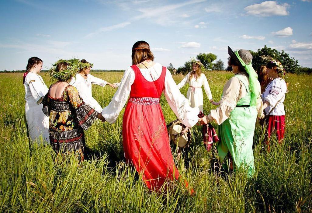 Хороводные традиции русского народа
