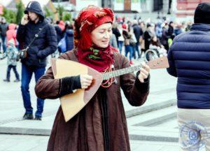 День народного единства на Манежной площади