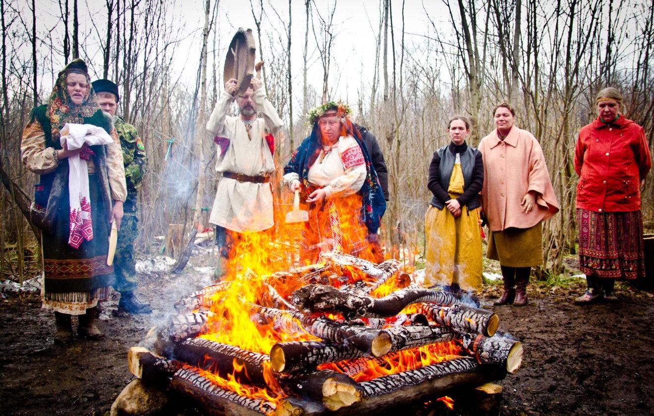 Осеннее Макошье. День богини Макоши