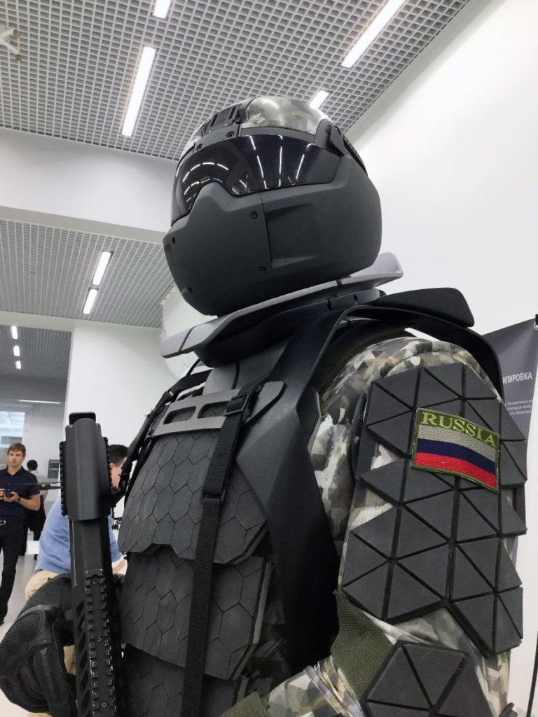 Российский экзоскилет. Будущее начинается