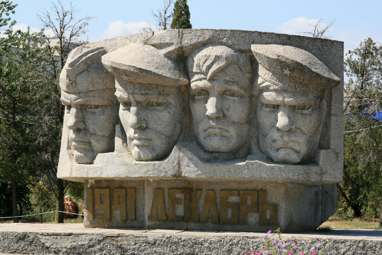 Памятник Коктебельской десантной операции