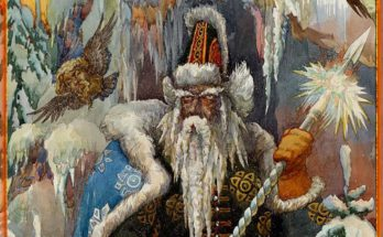 Карачун (Корочун) — день зимнего солнцестояния