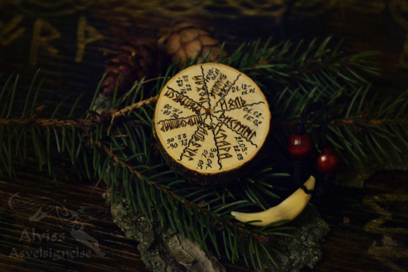 Скандинавский Йоль - праздник зимнего солнцестояния