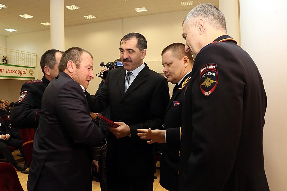 День подразделений собственной безопасности органов внутренних дел России