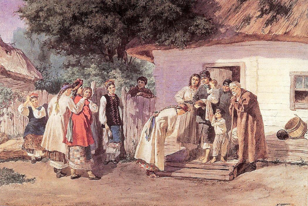 8 января - день повитух в народной традиции на Руси