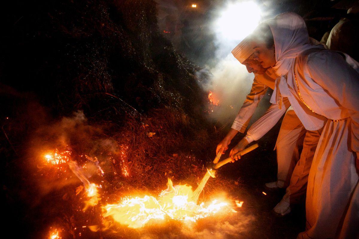 Праздник Зервана-Карана - день молчания для зороастрийцев
