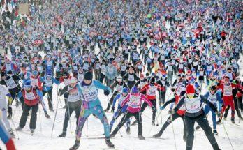 Лыжня России стартует 9 января