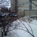 Здание АТиСО и дом студентов оцеплены полицией