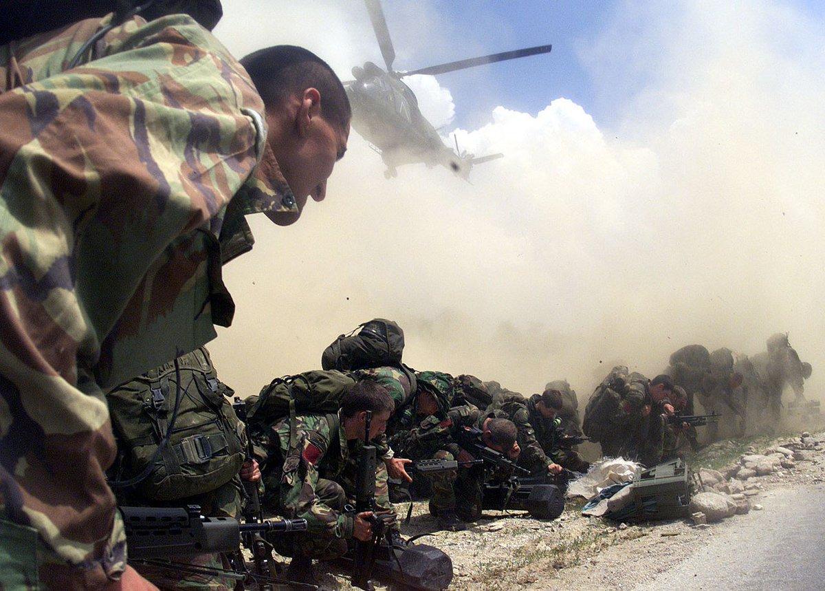 военные фото в югославии самые