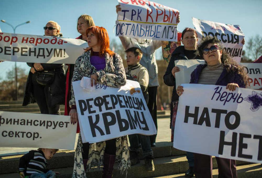 Крымскому референдуму 5 лет
