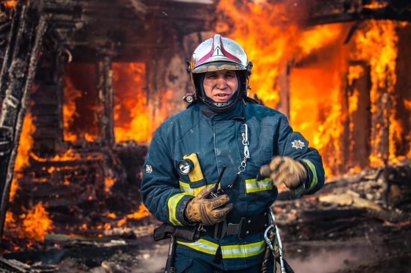 фото российских пожарных число