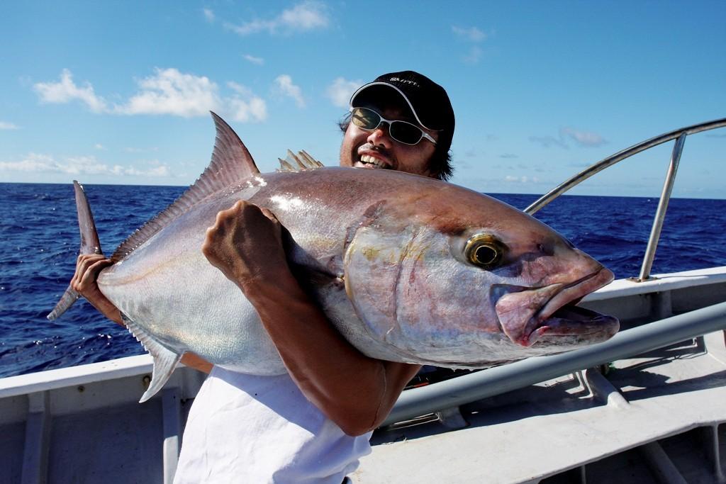 нашем каталоге фото большой морской рыбы один