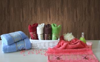 Важный элемент домашнего уюта - полотенце