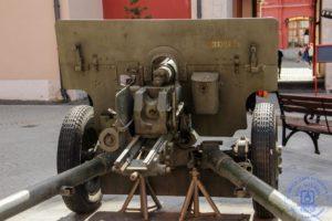 Историческая артиллерия в Кремле