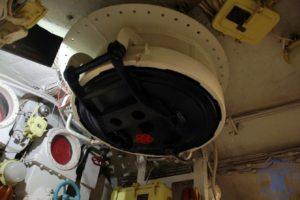Подводная лодка - музей ВМФ