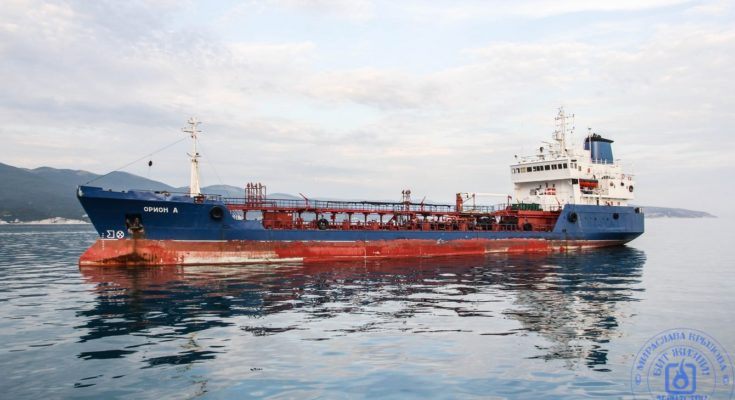 Корабли Новороссийска