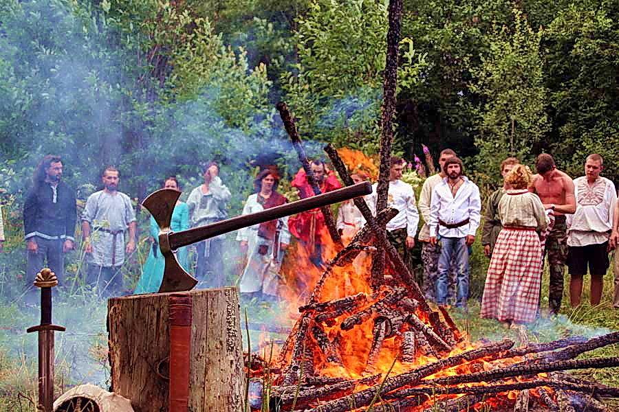 Перунов день — славянский воинский праздник