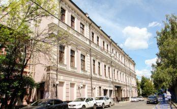 Городская усадьба Мусина-Пушкина