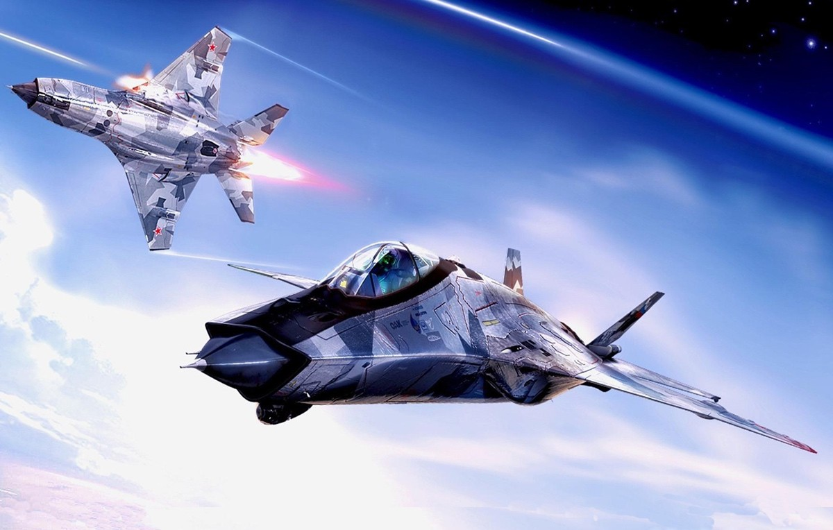Проект тяжелого высотного перехватчика МиГ-41