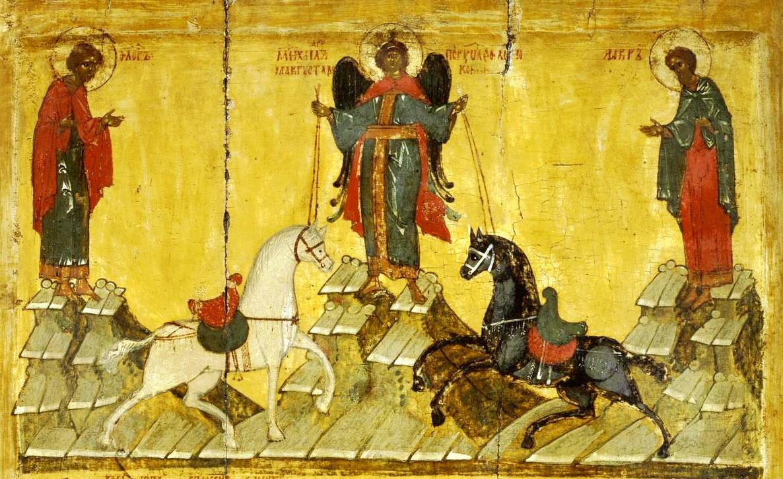 Фрол и Лавр покровители животных