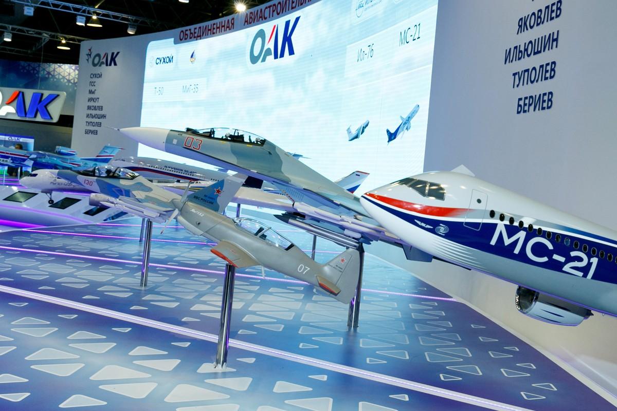 МАКС 2019 открылся 27 августа в Жуковском
