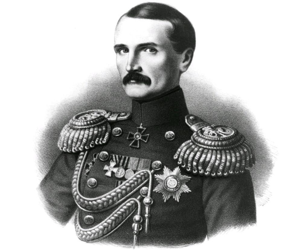 Вице-адмирал Корнилов В.А. 13 февраля 1806 – 17 октября 1854 гг.