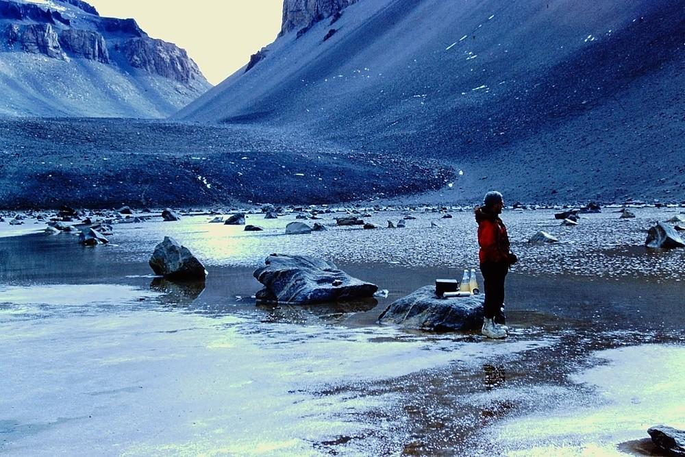 Инопланетная красота озера Дон Жуан