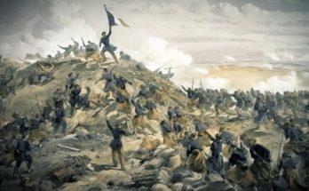 Оборона Севастополя в Крымской войне 1853-1856 годов