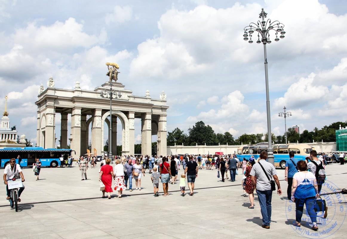 ВДНХ - главная выставка России